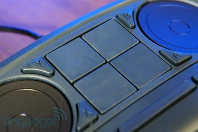 Valve's first hardware: hands-on with the Steam Controller