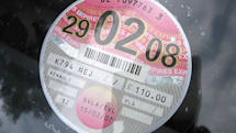 UK government scraps the paper car tax disc after more than 90 years