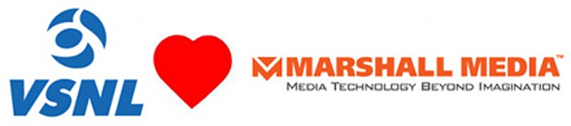 Marshall Media and VSNL bringing HD VOD to India