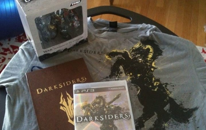 Swag Saturday: Darksiders for the PS3 + loot galore! [update]