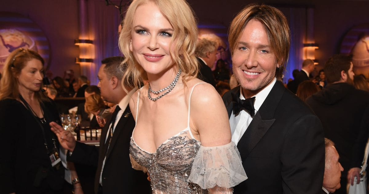 Nicole Kidman Says Keith Urban 'Wasn't Interested' When They First Met