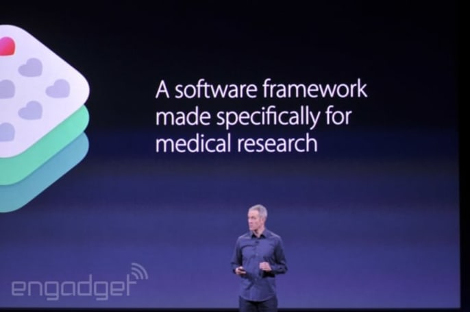 Apple's ResearchKit is now open to medical researchers