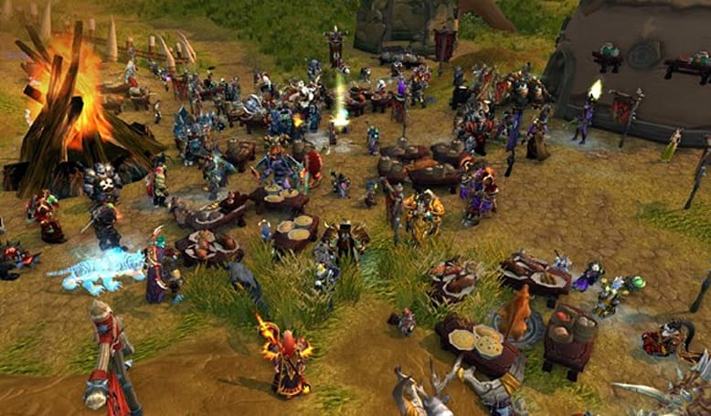 Massive cross-realm gathering successfully unites players from 11 realms