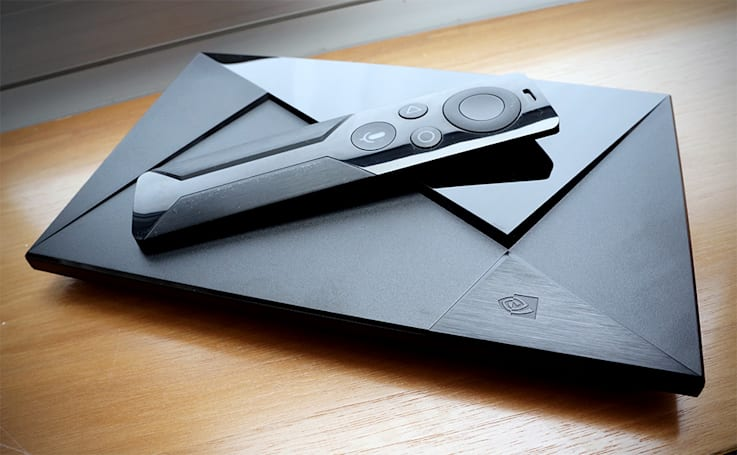 NVIDIA Shield TV review: the best Android set-top box you can buy