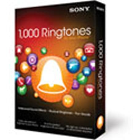 Sony offers 1,000 ringtones for iPhone for 20 bucks. Pass.