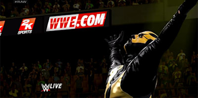 WWE 2K15 season pass includes three new rivarlies