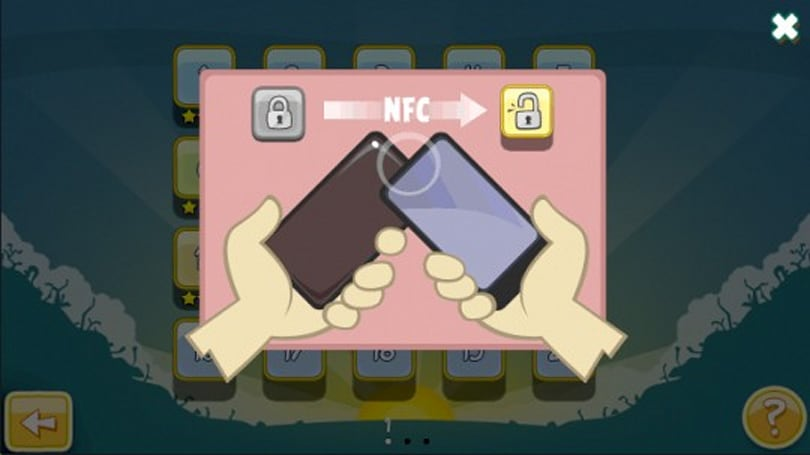 NFC version of Angry Birds coming to the Nokia C7 as part of the Symbian Anna update