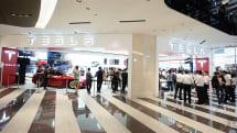 台灣 Tesla 首店即日開幕,宣布超級充電站建設初步計畫