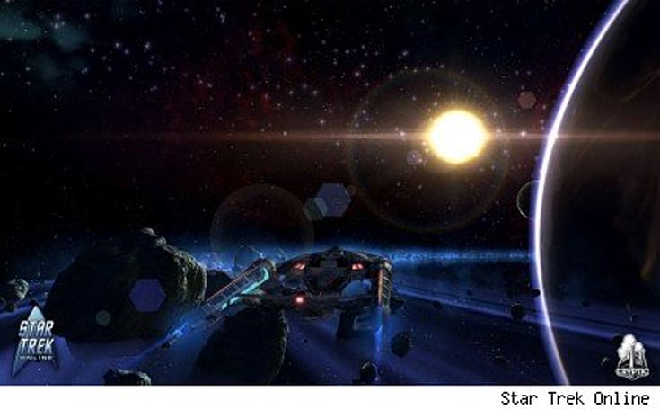 Ask Cryptic explains how Star Trek Online will handle canon