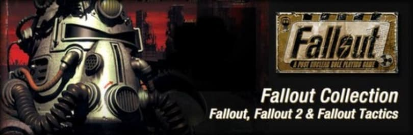 Original Fallout games are once again Steam-powered