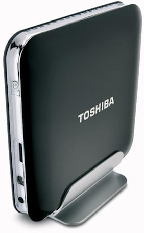 Toshiba's inaugural 3.5-inch external HDD is exactly what you think it is