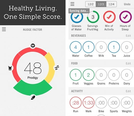 Daily App Review: Nudge gathers all your health and fitness stats into one app