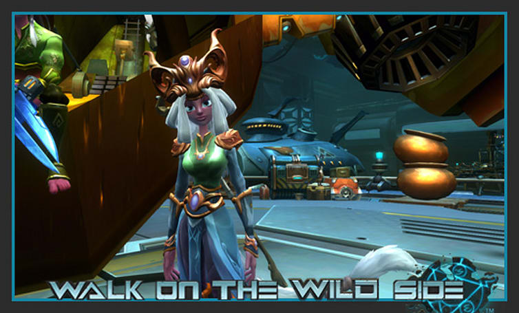 The Stream Team: Returning to Aurin roots in WildStar