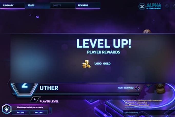 An early look at Heroes of the Storm's alpha