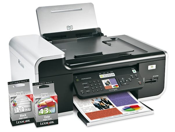 Win a Lexmark X7675 wireless printer and two cartridges
