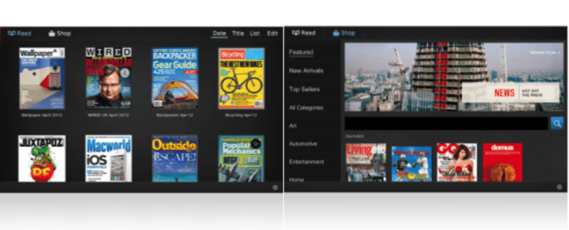 Zinio finally hits the PlayBook, becomes your Berry own magazine stand
