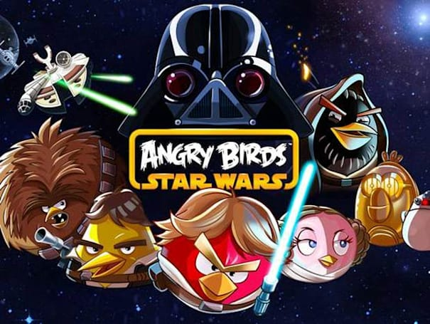 Feel the Force: Angry Birds Star Wars coming November 8th to iOS, Android, WP, Kindle Fire and computers