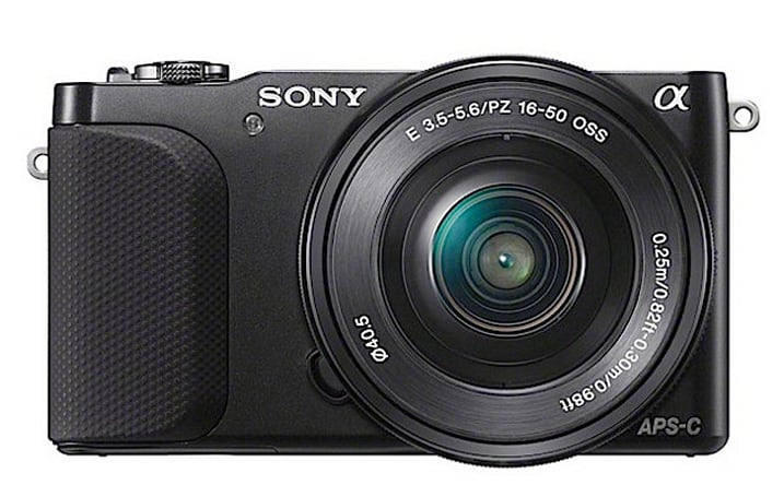 How would you change Sony's NEX-3N?