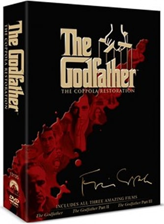 The Godfather Collection hitting Blu-ray on September 23rd