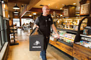 Starbucks now delivers coffee in Seattle thanks to Postmates