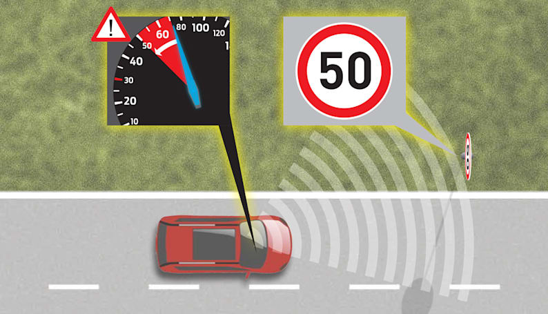 Ford's new car will force you to obey the speed limit
