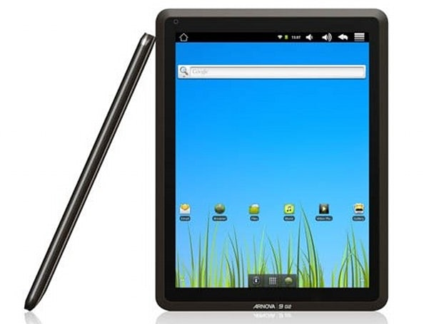 Archos debuts Arnova 9 G2 Android tablet, offers Gingerbread on a 9.7-inch IPS display