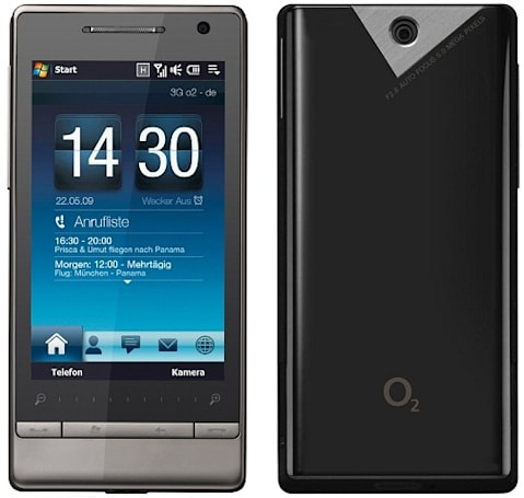 O2 Germany gets HTC Touch Diamond2 as the uncreatively-named Xda Diamond2