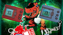 「戦うたまごっち」ことデジタルモンスターが20年ぶりに復活。Web連動や育成スピードアップなど究極進化