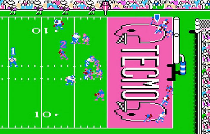 Tecmo Super Bowl 2015 offers an 8-bit Madden alternative