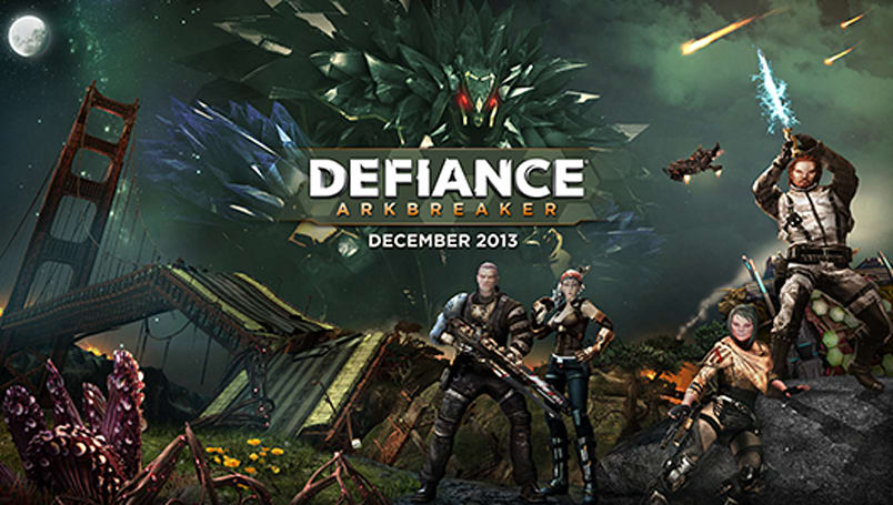 Defiance's Arkbreaker lets players bring down the sky