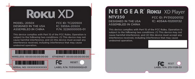 Roku XD and Netgear Roku XD Player hit the FCC