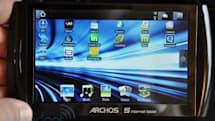 Archos 5 gets Android 1.6 update, for real this time
