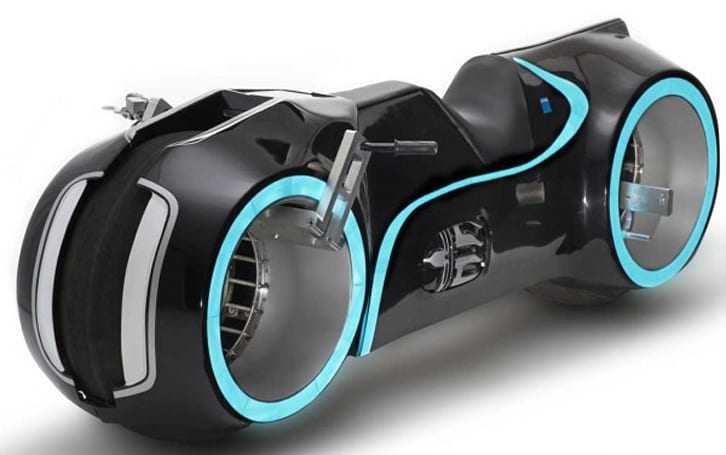 Evolve Motorcycles shows off $50k Xenon lightcycle, Lithium electric streetbike