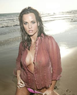 Karen  McDougal photo