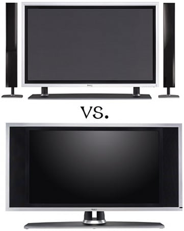 Recent survey suggests plasmas preferred over LCDs