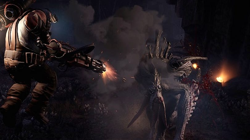 Evolve alpha uncaged on PS4 following firmware troubles