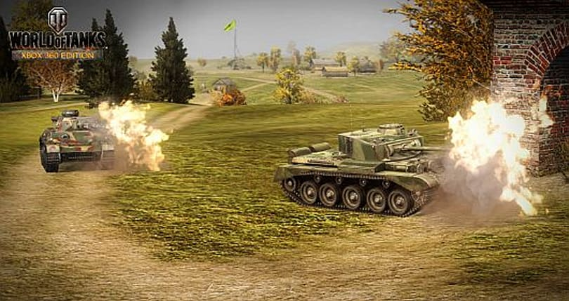 World of Tanks adds limited-time campaign for Xbox 360 players
