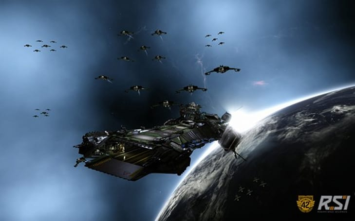Roberts: Star Citizen to be 'a pretty well-realized world on all levels'
