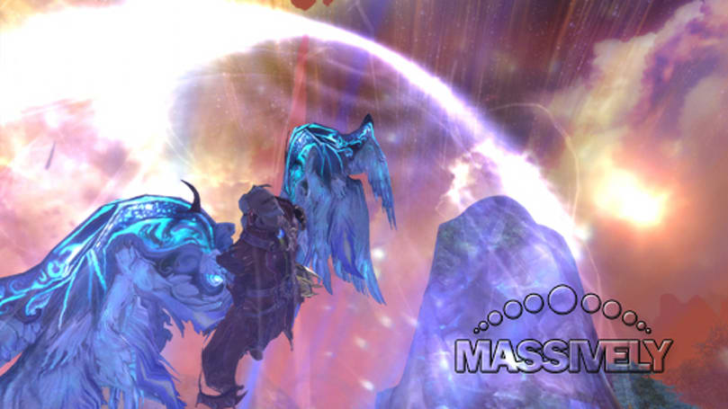 The Soapbox: Of course I care what you're doing in MMOs