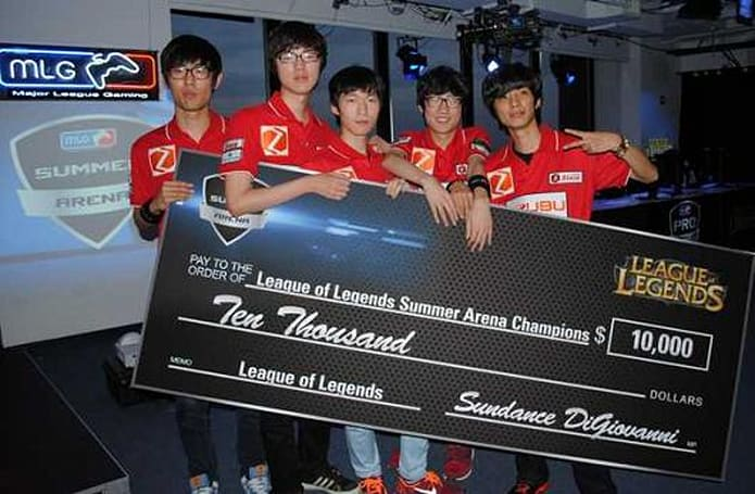 The Summoner's Guidebook: Will Korea dominate League of Legends, too?
