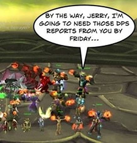 Learning your leadership skills from World of Warcraft