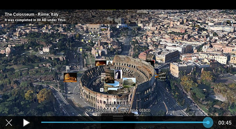 Google Earth's tour guide feature swells to the tune of 100K new attractions
