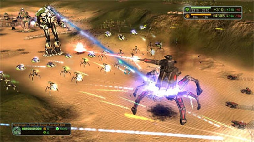 Supreme Commander for Xbox 360 delayed