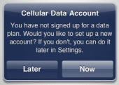 iPad 101: Conserving your 3G data use
