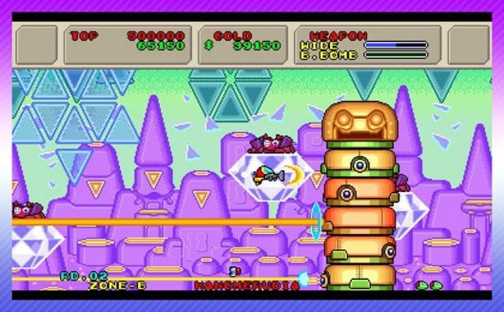 Fantasy Zone 2 is next for Sega 3D Classics