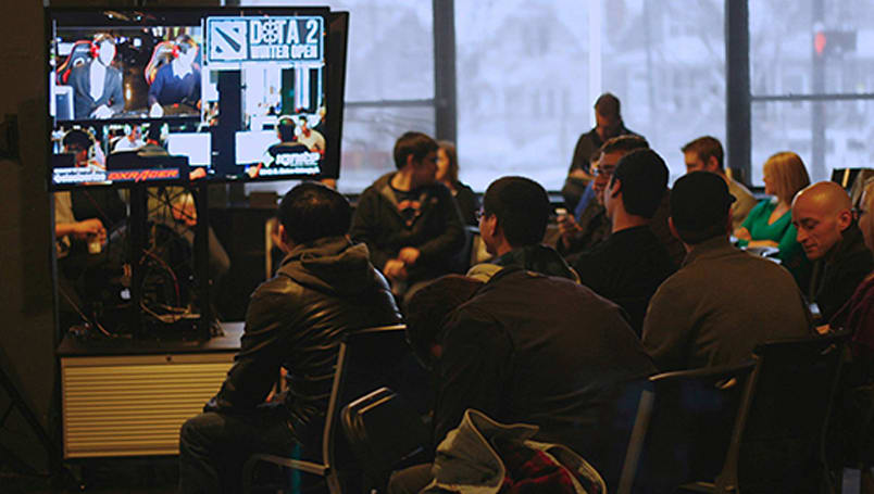 Bridging the gap between casual and pro at the Chicago Dota 2 Winter Open
