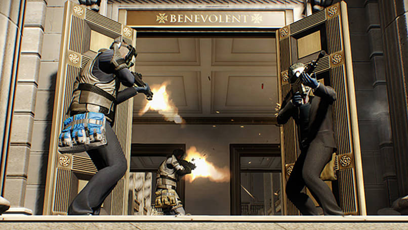 Payday 2 scores 'Big Bank' with June 17 DLC