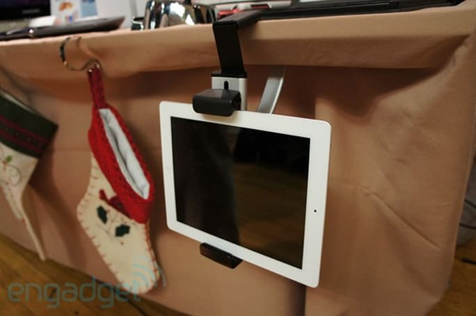 Belkin intros three ways to turn your iPad into a pricey kitchen accessory