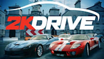 Racer 2K Drive now available for iPhone and iPad