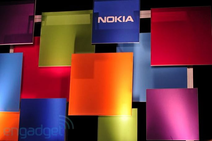 Live from Nokia's CES 2012 press conference!